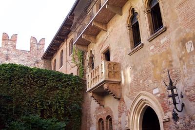 Un weekend a Verona - Romeo & Juliet