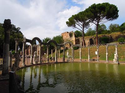 Villa Adriana in Tivoli