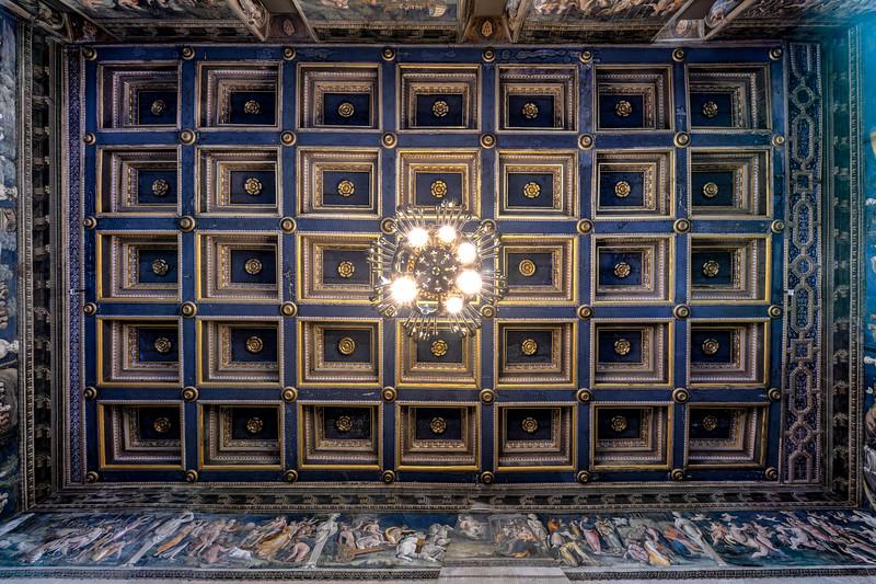 Corsini Palace - Rome, Italy