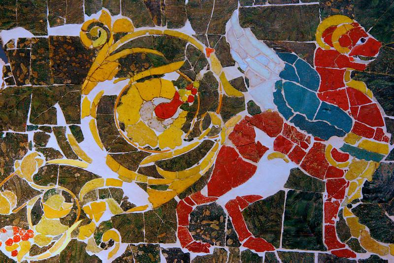 Mosaic, Roma