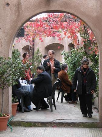Cafe - Castel Sant' Angelo