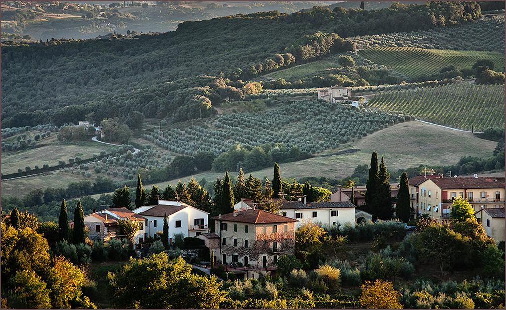 San Gimignano in Tuscany