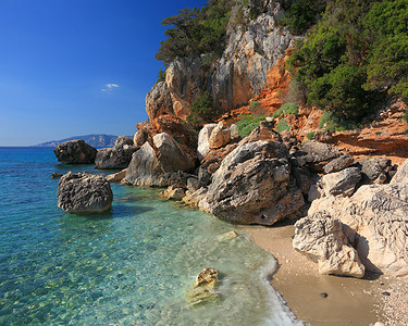 Cala Fuili, East coast of Sardinia