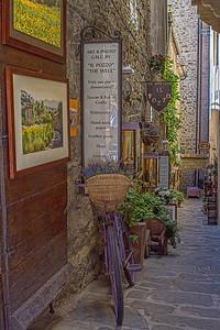 Il Pozzo, Cortona