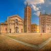 Piazza Duomo @ Parma (Italy)