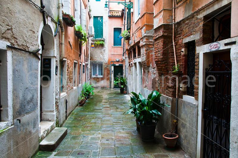 Calle in Venice