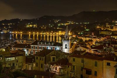 Lerici by Night