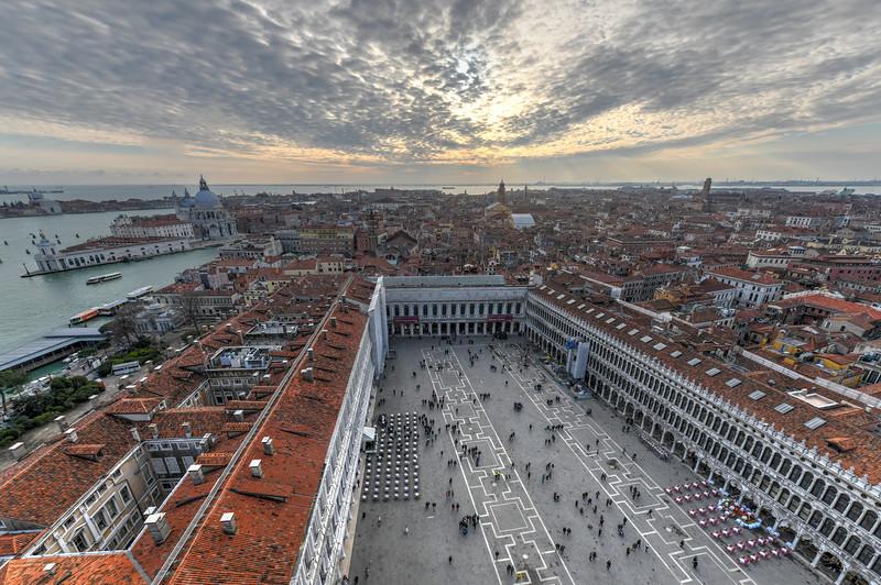 Saint Mark's Square - Venice Italy