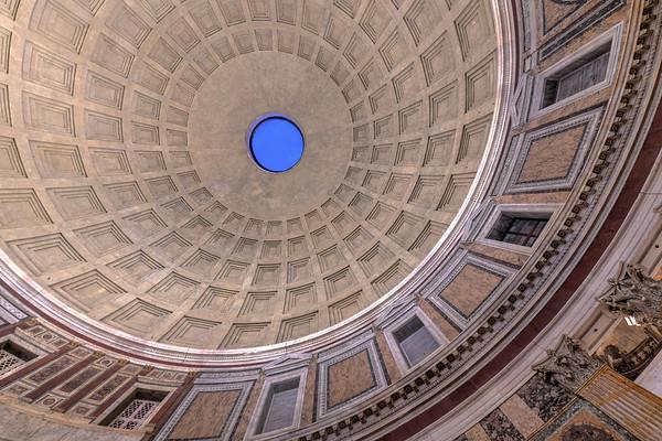 Pantheon - Rome, Italy