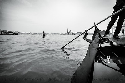 Lagoon View  Venice, Italy.