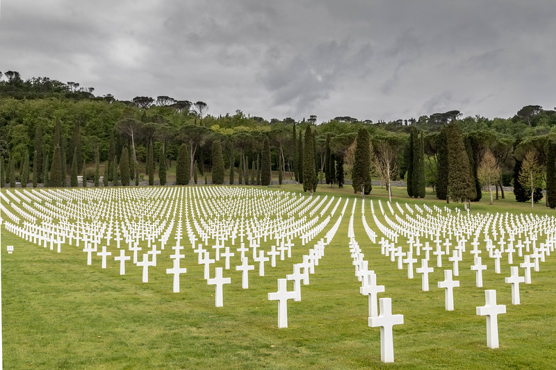 Italy-florence-american-cemetery-memorial-graves-2-1-HDR