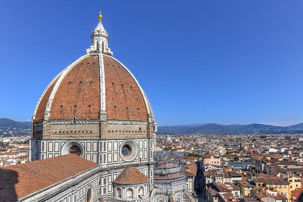 Basilica di Santa Maria del Fiore - Florence, Italy