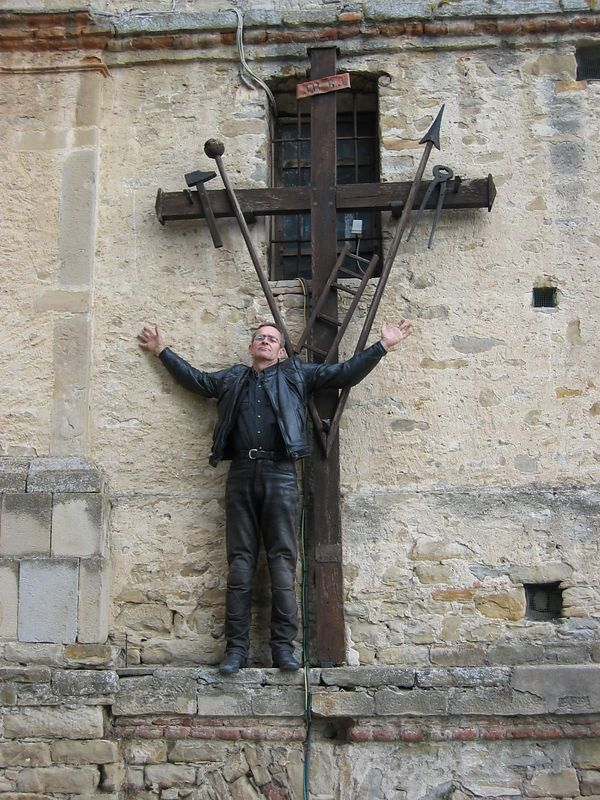 What if Jesus had been hanged - would there be gallows in every church?