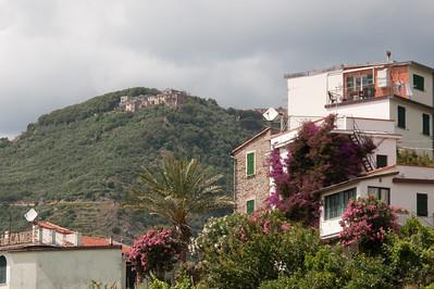 S. Bernadino from Corniglia, Cinque Terre