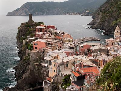 Vernazza and Monteroso al Mare, Cinque Terre