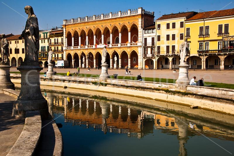 Padua-Prato della Valle
