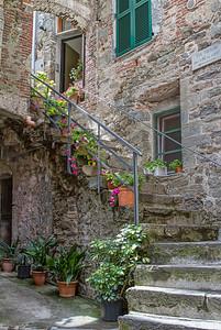 Corniglia Staircase