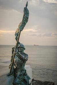 Trieste: Molo Audace