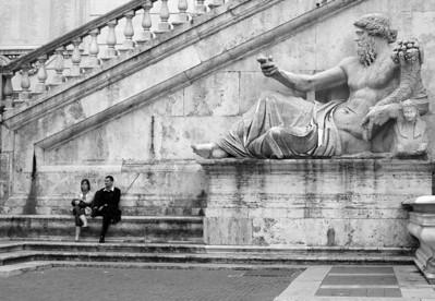 Rome: Campodoglio, April 2011