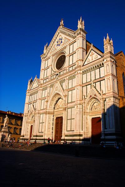 A church in Firenze