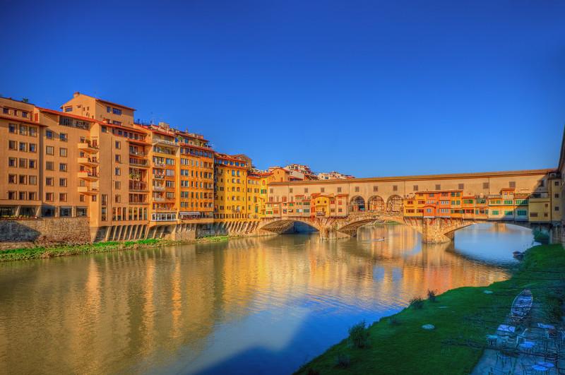 Ponte Vecchio @ Florence (Italy)