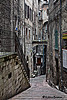 Alleyway of Steps in Perugia