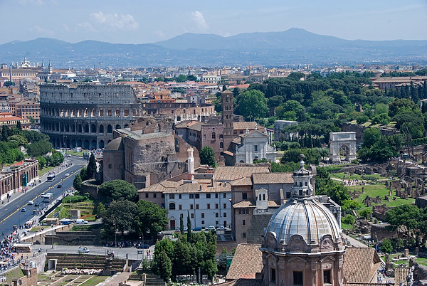 Rome & Florence, Italy