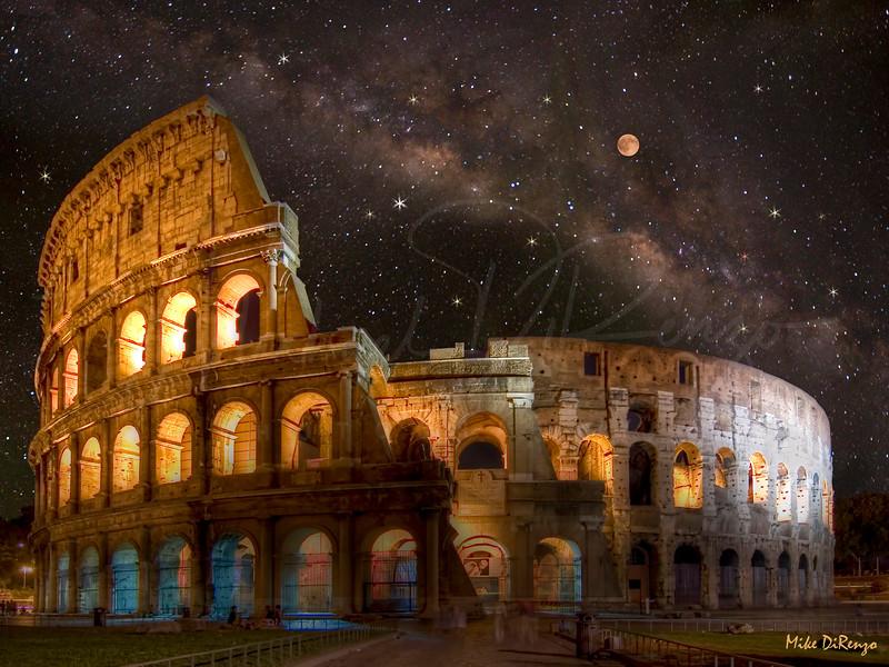 Coloseum Starry Night 5967  w24