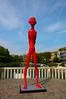 Sculpture, Lido, Venezia