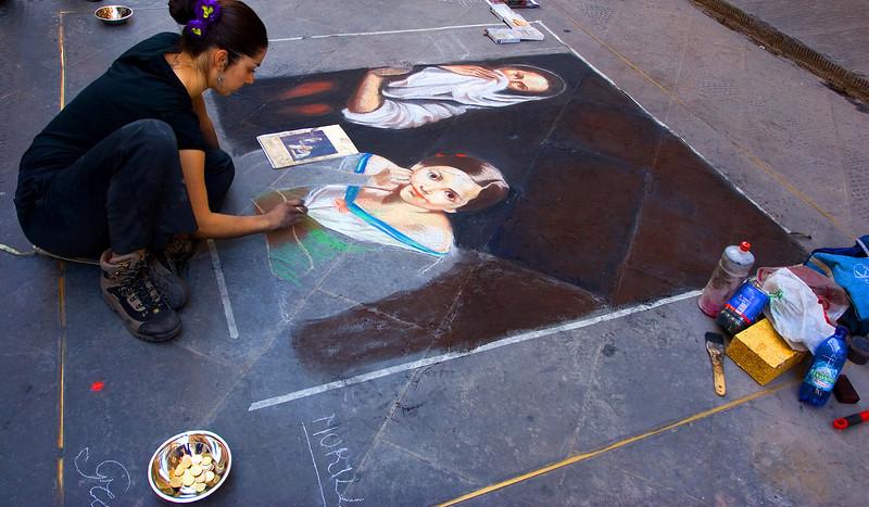 Artist, Florence
