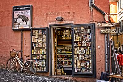 Via Della Panetteria