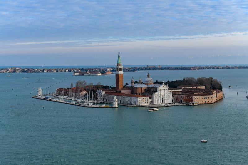 San Giorgio Maggiore Church - Venice, Italy