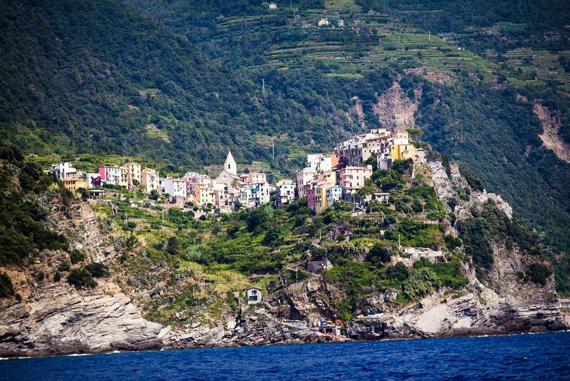 The amazing Cinque Terre