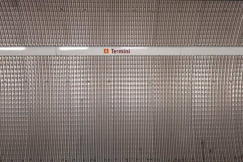 Termini Station - Rome, Italy