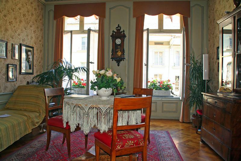 Einstein's house in Bern