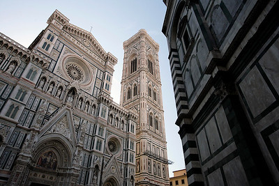 The Duomo Cathedral, Florence.