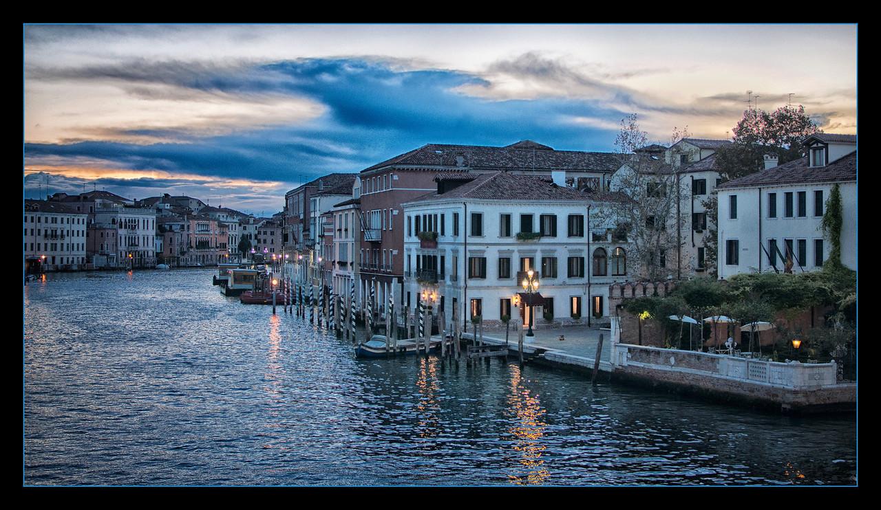 Last Morning in Venice