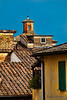 Rooftops in Sienna