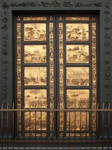 Santa Maria del Fiore Baptistry Door, Firenza