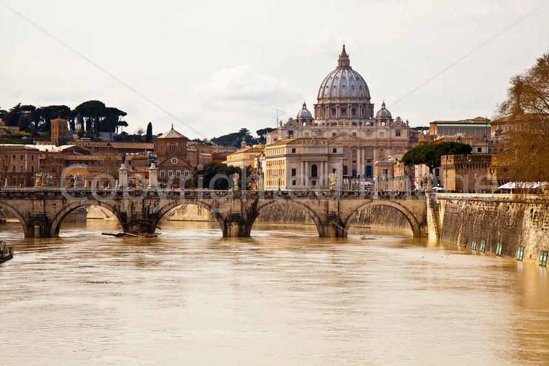 St Peter's Across the Tiber
