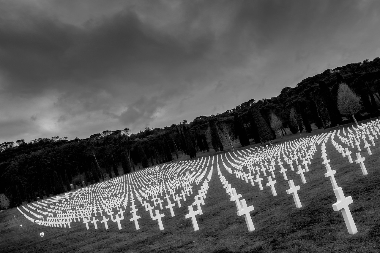 Italy-florence-american-cemetery-memorial-graves-1-1-HDR-3
