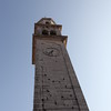 Conco, Clock tower at the main village square