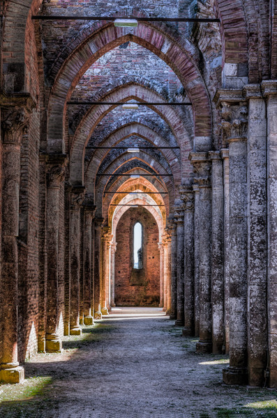 Abbey of St Galgano