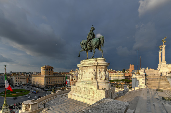 Altar of the Fatherland - Rome, Italy