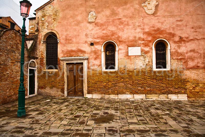 Small square in Venice