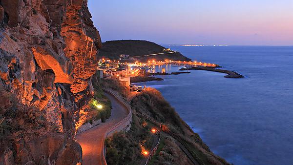 View from Castelsardo