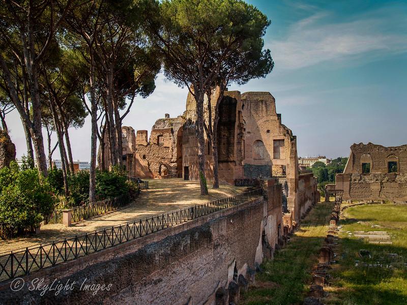 Palantine Hill, Rome