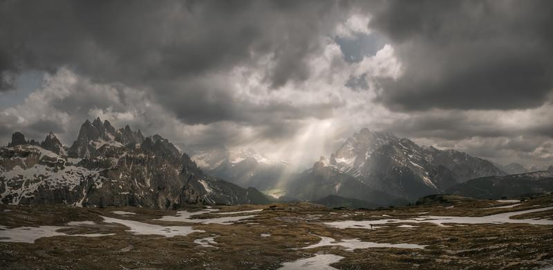 Enchanting Dolomites