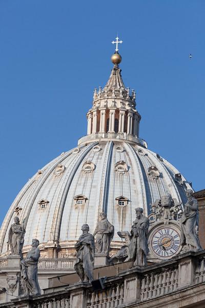 St Peter Basillica, Vatican City Italy
