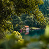 A cute little house on the banks of Lake Orta, Piedmont, Italy
